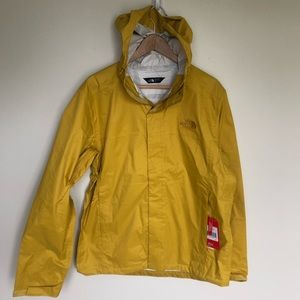 The North Face Venture 2 Bamboo Yellow Mens Jacket